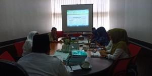 Audit Kearsipan Eksternal pada Dinas Perpustakaan dan Kearsipan Kota Pekanbaru.