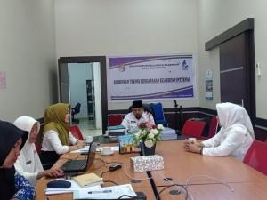 Audit Kearsipan Eksternal pada Dinas Perpustakaan dan Kearsipan Kota Pekanbaru