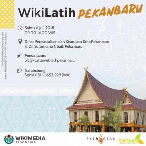 pelatihan wiki pedia
