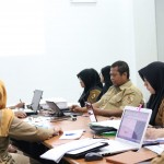 rapat audit internal dispusip