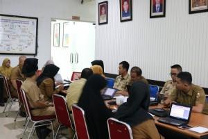 rapat audit internal dispusip 2019