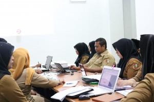 rapat audit internal dispusip