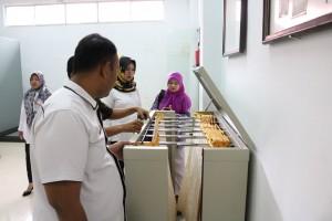 Kunjungan Dinas Perpustakaan dan Kearsipan Kabupaten Indragiri Hulu ke DISPUSIP Pekanbaru 2