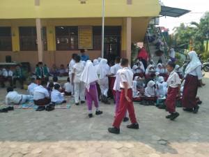 SDN 58. Jl. Hangjebat
