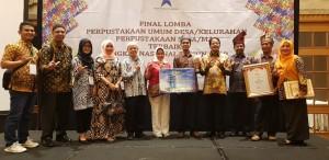 SMK Labor Pekanbaru Raih Juara I Lomba Perpustakaan Tingkat Nasional 2019