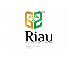 Logo riau 62 tahun 2019 png