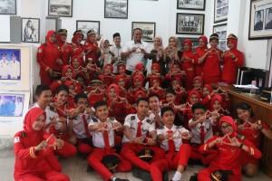 kunjungan smk penerbangan pekanbaru