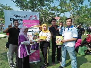 Forum TBM Riau Ajak SOIna Membaca dan Mendengarkan Dongeng di CFD