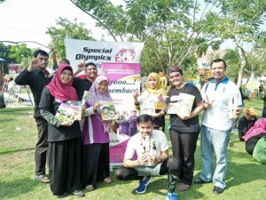 Forum TBM Riau Mendengarkan Dongeng di CFD