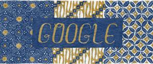 Google rayakan hari batik nasional