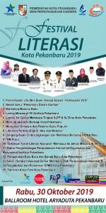 fastival literasi 2019