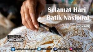 hari batik nasional 2019