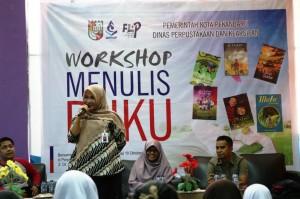workshop menulis buku 2019