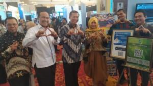 Pameran gerakkan smart city Indonesia dari Balai Sudirman jakarta 2
