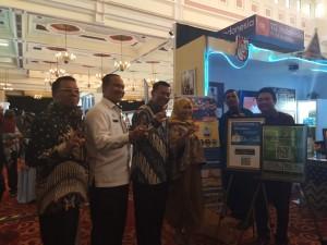 Pameran gerakkan smart city Indonesia dari Balai Sudirman jakarta 4