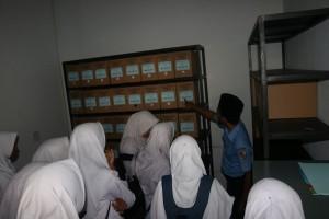 SMK Muhammadiyah 3 Terpadu Pekanbaru melakukan kunjungan