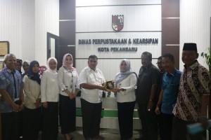 Panitia Khusus IV Dewan Perwakilan Rakyat Daerah (DPRD) Kabupaten Kampar 4