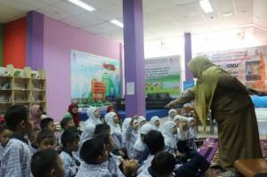 Tk Aisyiyah II Berkunjung ke Dispusip 1