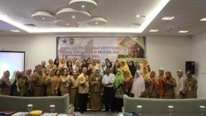 acara Sosialisasi Pengembangan Program Revitalisasi di Daerah di premier