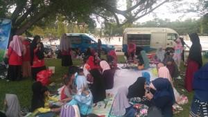 peringatan hari ibu di masjid an nur