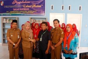 perpustakaan kelurahan tangkerang labuai 2