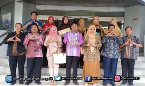 Kadispusip Pekanbaru Dukung Pelaksanaan Rakornas Arsip di Riau 2020