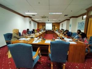 Kadispusip Pekanbaru Dukung Pelaksanaan Rakornas Arsip di Riau tahun 2020 1