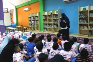 kunjungan tk islamic 2