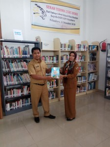ASN Dispusip Pekanbaru Ajak Sesama Pegawai untuk Hibahkan Buku ke Perpustakaan (1)