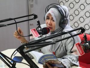 On Air di radio bnarabas 1