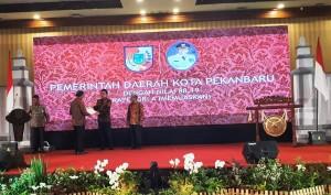 Penghargaan untuk arsip kota pekanbaru 1