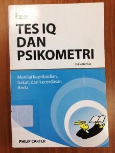 Tes IQ Dan Psikometri
