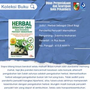herbal sebagai obat buku