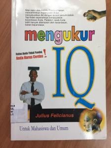 mengukur IQ