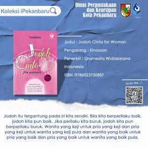 Jodoh Cinta for Woman