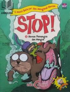 Seri Stop 4 - Hewan Pemangsa dan Mangsa