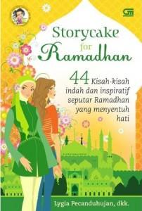 Storycake for Ramadhan