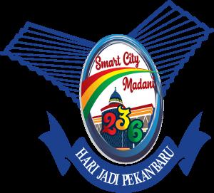Logo HUT Pekanbaru 236