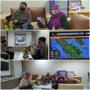 Tingkatkan Minat Baca Masyarakat, Dispusip Gandeng Polresta Pekanbaru