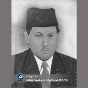 Walikota Pekanbaru Ke-3 Bapak H. Tengku Ilyas Periode 7 Mei 1953 - 1 Juni 1956