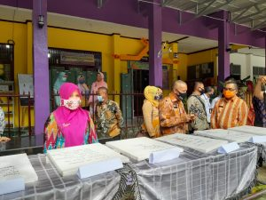 Peresmian Perpustakaan Risalah Ilmu SMA 1 Pekanbaru oleh Wakil Gubernur Riau1
